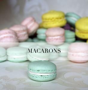 Macarons page Link